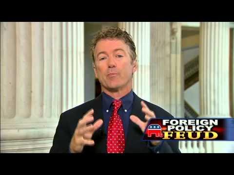 Rand Paul: Obama Has Emboldened Jihadists In Syria & Iraq