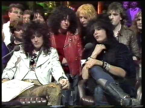 Interview The Tube 1985