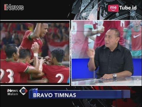 Ketua Umum PSSI Ungkap Teriakan Revolusi PSSI Hal Yang Wajar - INews Malam 15/01