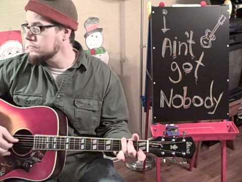 i ain't got nobody- hound dog taylor cover (done sonny style)