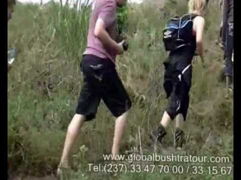 RUSSIANS TOURIST IN CAMEROON