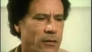 LiveLeak - What goes around...Gaddafi reacts to the 1981 assassination of Sadat