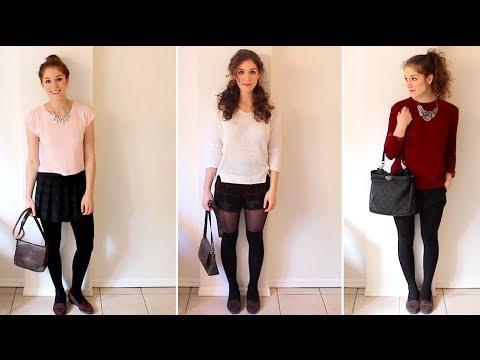Lookbook ♡ 3 Tage, 3 Shorts