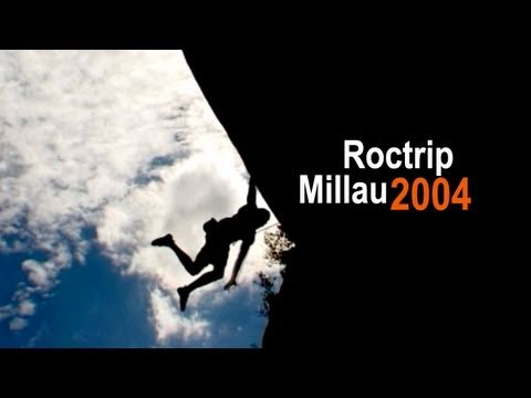 Petzl Roctrip Millau 2004 - Sport climbing [franais - english]
