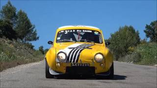 Reportage Dauphine proto dans passion auto sport du var