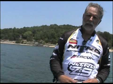 Branson Fishing Guide - You'll Always be Fishing Out of a Brand New Boat