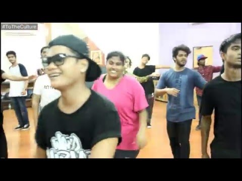 Best of ROOTS Day 2 - I Am Hip Hop Crew Workshop
