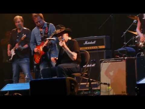 Jumpin' Jack Flash - Johnny Winter - Grove Theater - Anaheim CA - Aug 4 2012