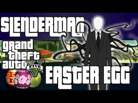 Game | SLENDER MAN EASTER EGG IN GTAV Slender Man Found In Grand Theft Auto 5 | SLENDER MAN EASTER EGG IN GTAV Slender Man Found In Grand Theft Auto 5