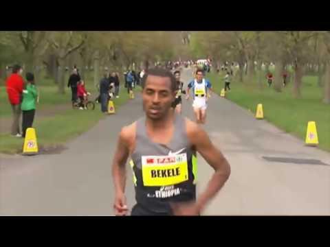 Kenenisa Bekele tribute
