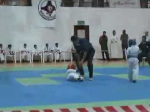 The 3rd All Kuwait Kyokushin Karate Tournament for kids Image 1