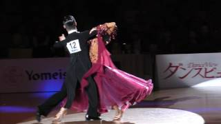 4K 2016 The Prince Mikasa Cup 三笠宮杯 | 小嶋みなと・盛田めぐみ組 優勝 | オナーダンスWALTZ