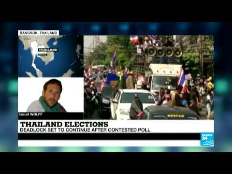 Thailand: Deadlock set to continue after contested poll