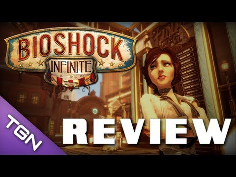 ★ Bioshock: Infinite - PC Review