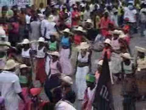 Souvenir Carnaval Haiti 2007 Kreyol La