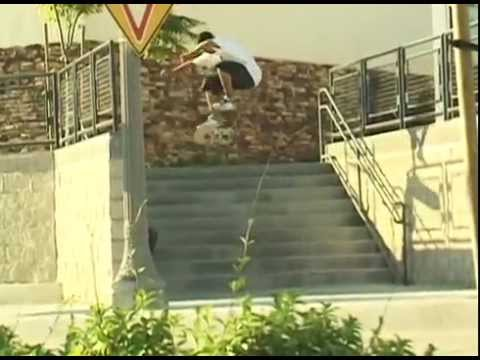 SKATE TAPE: Evan Hernandez by Dirtyklips