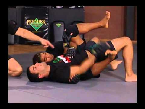 Mixed Martial Arts | Intermediate | Grappling | Back Escape Image 1