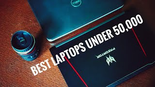 TOP 5 BEST LAPTOPS UNDER 50,000 in India 2019 ⚡⚡⚡/ Budget Laptops For Gammers and Students