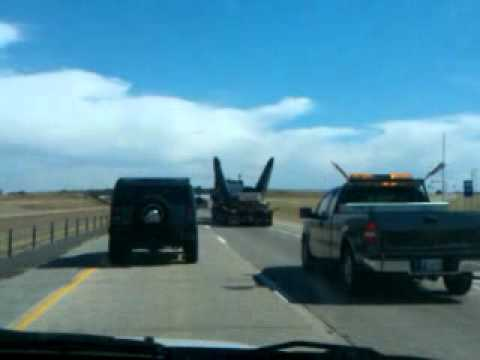 strange plane transport 3-2-11.UFO Music Videos