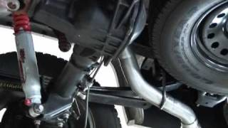 2010-11 Chevy Silverado DynoMax Cat-Back Exhaust Install