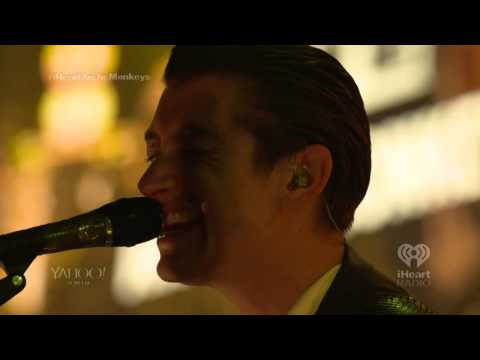 Arctic Monkeys live at iHeartRadio Theater 2014 (full show)