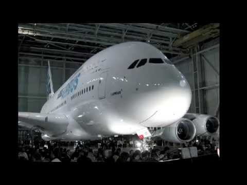 Lufthansa Airbus A380 $300 million double-deck Airliner MP2