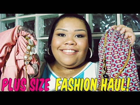 Plus Size Fashion Haul Haul Compras Plus Size Plus