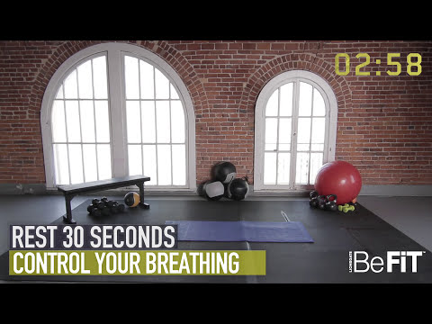 BeFiT GO | 10 Min Ab Burner Workout