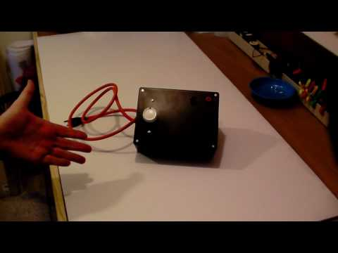 DIY Hot-Wire Power Supply (Vid 1 of 2)