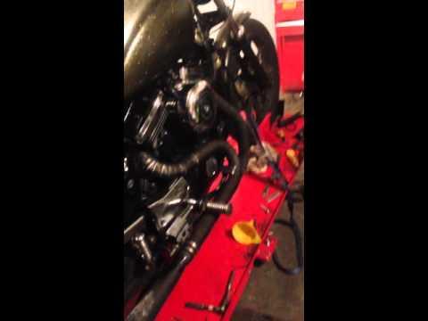 Harley sportster Andrews N8 cams