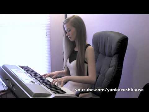 Armin van Buuren ft. Trevor Guthrie - This Is What It Feels Like (Piano version by Yana Chernysheva)