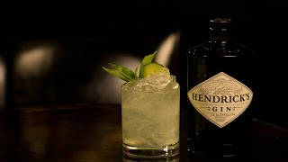 Sponsored: Gin Basil Smash Cocktail - Created by Joerg Meyer