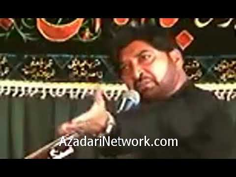 Allama Nasir Talhara {23 Muharram 2017 Bikhariyan Chakwal}