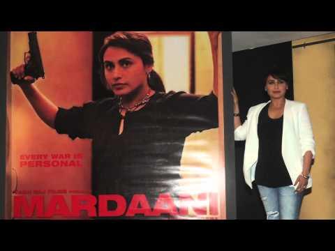 National Award for 'Mardaani' Rani Mukerji