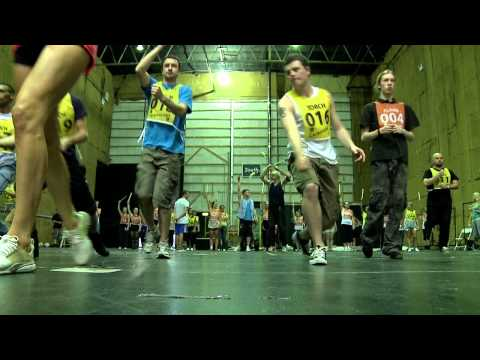 Behind-the-scenes: Flame March – London 2012