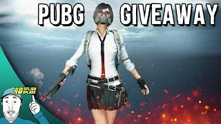 PUBG STEAM CODE GIVEAWAY