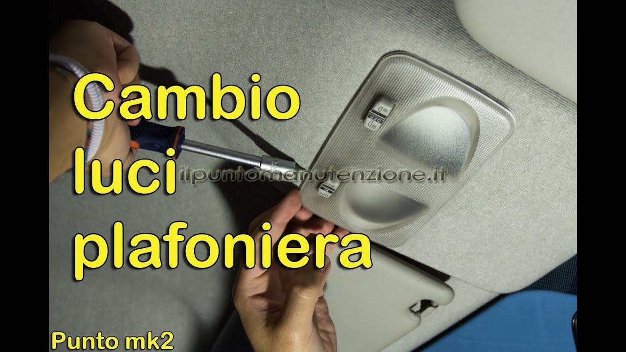 Cambio Luci Plafoniera Novit 224 Youtube