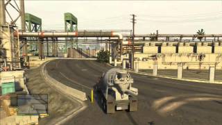 GTA 5 (Don't fly same this) PS3 HD
