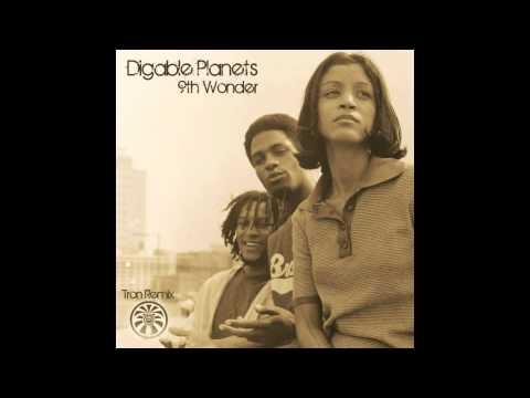 Digable Planets - 9th Wonder (Tron Remix)