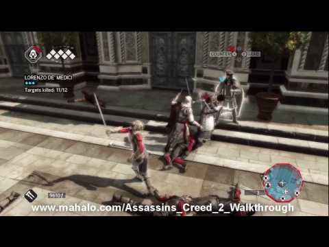 Assassin's Creed 2 Walkthrough - Mission 27:  Wolves in Sheep's Clothing HD
