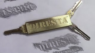 ✔ DiResta Key Card