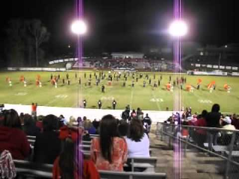 Minden High School Band Minden High School Band 2012