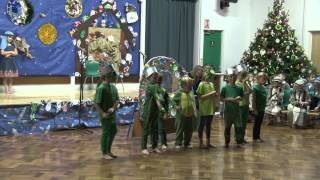 Christmas with the Aliens (Full Show) - Catmose Primary