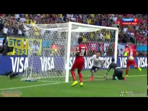 Switzerland 2   5 France  2014 FIFA World Cup Highlight