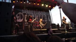 Suffocation - Catatonia (Live) [MDF 2015]