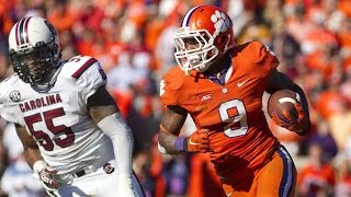 Wayne Gallman 2015-16 Season Highlights | Clemson | Edited By @trillvg