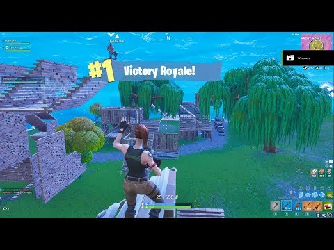 FortniteDuo W full gameft. EyeZaiahh Shitting on PC players