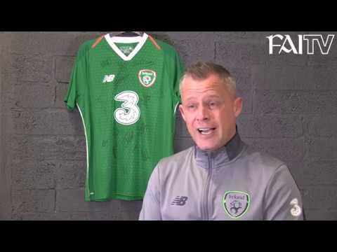 Ireland U15 Head Coach Jason Donohue reflects on the season