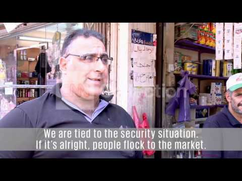 IRAQ: COPING WITH THE DAILY CHAOS
