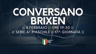 Serie A1M [17^]: Conversano - Brixen 36-30